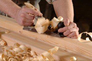 Trabajar madera