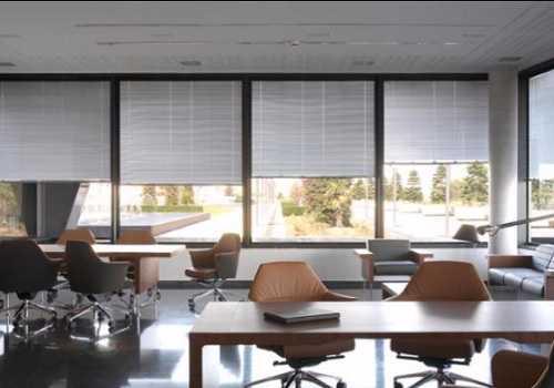 persianas para oficina en Sevilla