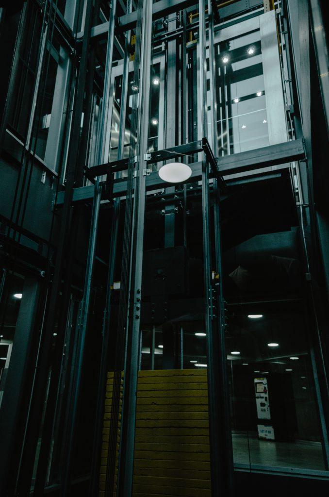 montacargas como ascensores